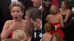 Jennifer Lawrence se cayó al llegar al Oscar 2014 - Noticias de jennifer lawrece