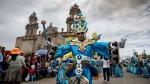 Así se disfrutan los carnavales en el interior del Perú - Noticias de carnavales de cajamarca