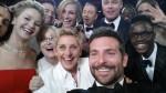 """Ellen DeGeneres y el """"mejor selfie de la historia"""" en los Oscar - Noticias de christine teigen"""