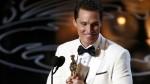 Matthew McConaughey se llevó el Oscar al Mejor actor - Noticias de ron woodroof