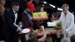 Repartidor de pizzas recibió US$1.000 de propina en los Óscar - Noticias de edgar martyrosian