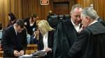 Juicio a Pistorius se suspende al filtrarse foto de testigo - Noticias de michelle burger
