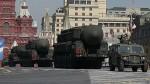 Rusia prueba misil en medio de la tensión con Ucrania - Noticias de igor yegorov