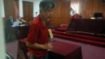 Alberto Fujimori tiene una fuerte faringitis, según su abogado - Noticias de carlos bergamino