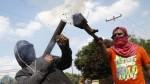 San Cristóbal: la ciudad de las barricadas en Venezuela - Noticias de vielma mora