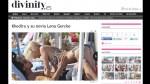Lena Gercke, la novia alemana del futbolista Sami Khedira - Noticias de lena gercke