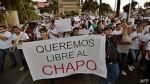 La pelea entre México y EE.UU. por la agenda de 'El Chapo' - Noticias de na mata