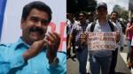 Maduro dice que protestas en su contra son obra de una minoría - Noticias de christiane amanpour