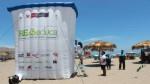 Playa Las Sombrillas de Barranco albergó campaña de reciclaje - Noticias de veraneantes