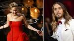 Jared Leto contó por qué Jennifer Lawrence le gritó en el Oscar - Noticias de jennifer larence