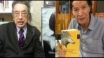 Mexicano Jorge Zepeda y peruano Marco Martos comentan sus obras - Noticias de doris moromisato
