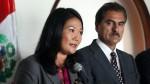 Keiko Fujimori: Si prueban delito, votaremos contra Julio Gagó - Noticias de cambios ministeriales