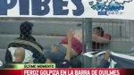 Brutal pelea entre hinchas deja 10 heridos en Argentina - Noticias de mario iriarte