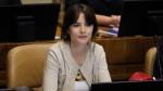 Camila Vallejo llegó con su bebe para asumir como diputada - Noticias de gabriel boric