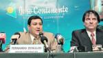 Ex operador de Zevallos figura como financista de Humala - Noticias de carlos enrique morales andrade