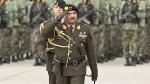 El general Ricardo Moncada es relevado como jefe del Ejército - Noticias de raymundo flores