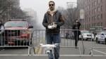 El derrumbe de edificios en Manhattan captado por un drone - Noticias de mara wilson