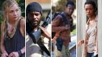 """""""The Walking Dead"""": conoce más a sus nuevos protagonistas - Noticias de bob stookey"""
