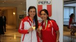 Odesur: Brianda Rivera gana sexta medalla dorada para Perú - Noticias de brianda rivera