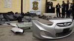 Robo de vehículos: autopartes se venden por delivery - Noticias de diprove