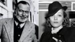 La bizarra carta de amor de Ernest Hemingway a Marlene Dietrich - Noticias de burt lancaster