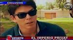 Acusan a Gerardo Privat de deber más de S/.12 mil a Sunat - Noticias de gerardo privat