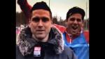 Claudio Pizarro y su divertida broma a un periodista alemán - Noticias de torben hoffman