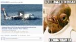 El avión perdido de Malasia es aprovechado para difundir virus - Noticias de fabio assolini