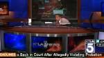 Los Ángeles: así asustó un temblor a dos presentadores de TV - Noticias de megan henderson