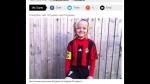 ¿El nuevo Owen? Niño de 7 años marcó 128 goles en 18 partidos - Noticias de ben trueman