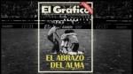 """""""El Abrazo del Alma"""" de Argentina 78 se repite 36 años después - Noticias de alberto tarantini"""