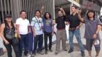 Fanáticos de Metallica ya acampan fuera del Estadio Nacional - Noticias de kirk hammett