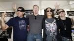 Integrantes de Metallica pasearon por Lima de incógnito - Noticias de kirk hammet