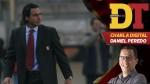 """Daniel Peredo:""""Si le dan a elegir, Chemo es director deportivo"""" - Noticias de outlook"""