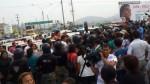 Ventanilla: vecinos bloquearon Av. Gambetta por fatal accidente - Noticias de rompemuelles