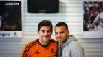 Casillas visitó a Jesé tras su rotura de ligamentos de rodilla - Noticias de ulrich boenisch