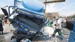 Así fue el terrible accidente que dejó 9 muertos en Ventanilla - Noticias de rompemuelles