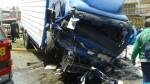 Camión accidentado en Ventanilla había sido modificado - Noticias de huarmey
