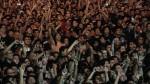 Metallica de Lima: imágenes de una noche llena de energía - Noticias de james hetfield