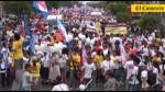 Así se desarrolló la multitudinaria Marcha por la Vida - Noticias de papa francisco