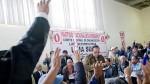 Gobernadores realizan actividades políticas del nacionalismo - Noticias de dora quihue valencia
