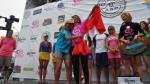 Sofía Mulanovich campeona en su regreso a las competencias - Noticias de sofía mulanovich