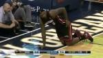 NBA: LeBron James se torció el tobillo al intentar esta jugada - Noticias de erik spoelstra