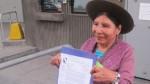 """Hilaria Supa pidió que """"La paisana Jacinta"""" deje de emitirse - Noticias de canal 2"""