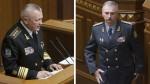 Ucrania: Ministro de Defensa renuncia en nombre de su honor - Noticias de alexander turchinov