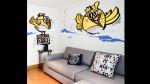 Grafitis en casa: Aprende a integrarlo en tu decoración - Noticias de fabricio aguilar