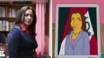 Marisol Espinoza, la vicepresidenta que apareció en Los Simpson - Noticias de los simpson