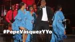 Un homenaje a Pepe Vásquez en Facebook e Instagram - Noticias de porfirio vasquez