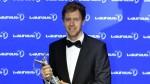 Sebastian Vettel fue premiado como el mejor deportista del año - Noticias de missy franklin