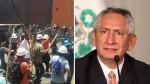 """Jefe del Gabinete: """"No vamos a transar con la minería ilegal"""" - Noticias de puerto maldonado"""